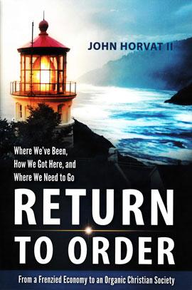 Return to Order book